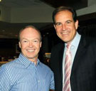John Ingoldsby and Jim Nantz