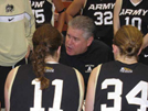 West Point Coach Dave Magarity